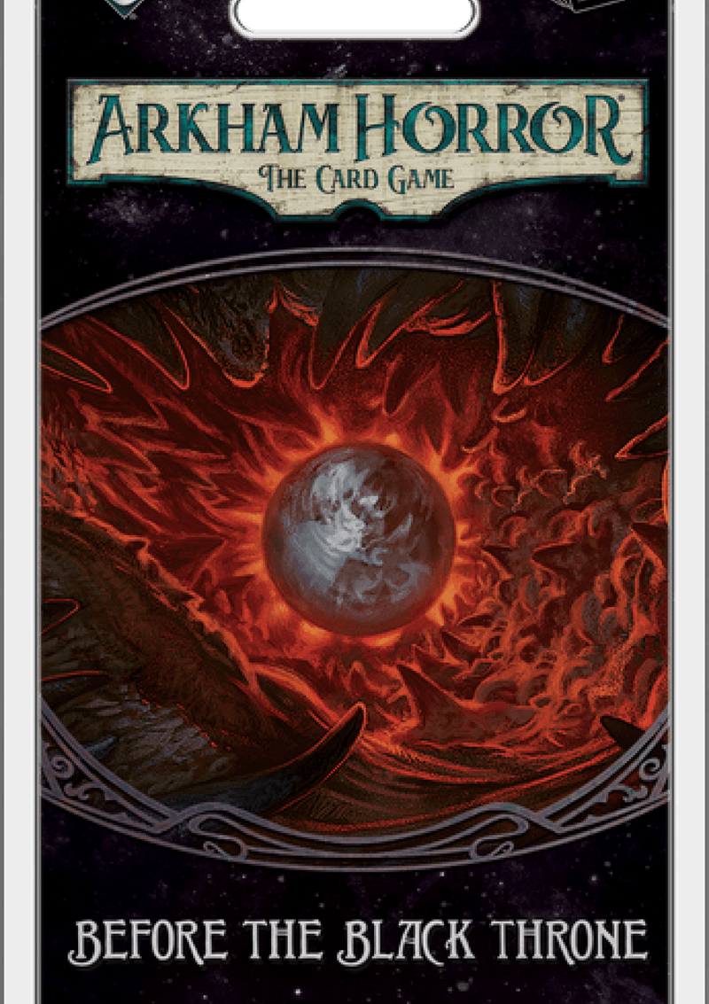 Arkham Horror: The Card Game - Before the Black Throne (Mythos Pack)