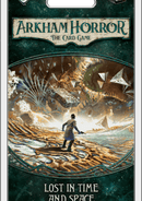 Arkham Horror: The Card Game - Lost in Time and Space (Mythos Pack)