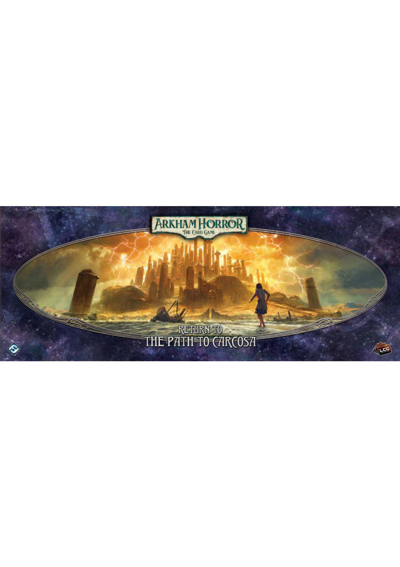 Arkham Horror: The Card Game - Return to the Path of Carcosa