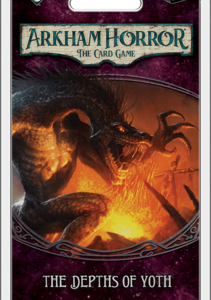 Arkham Horror: The Card Game - The Depths of Yoth (Mythos Pack)