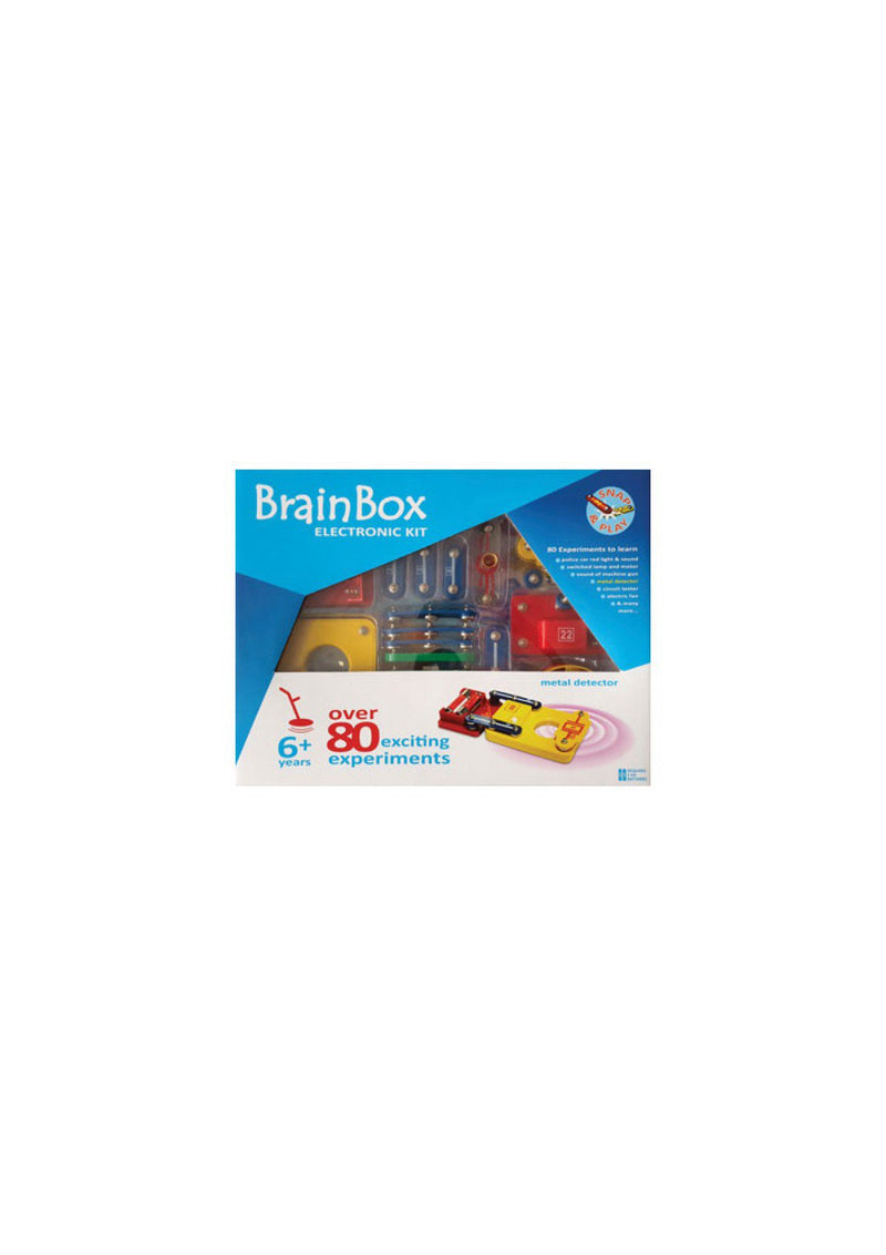 Brain Box - Metal Detector Kit Brain Box