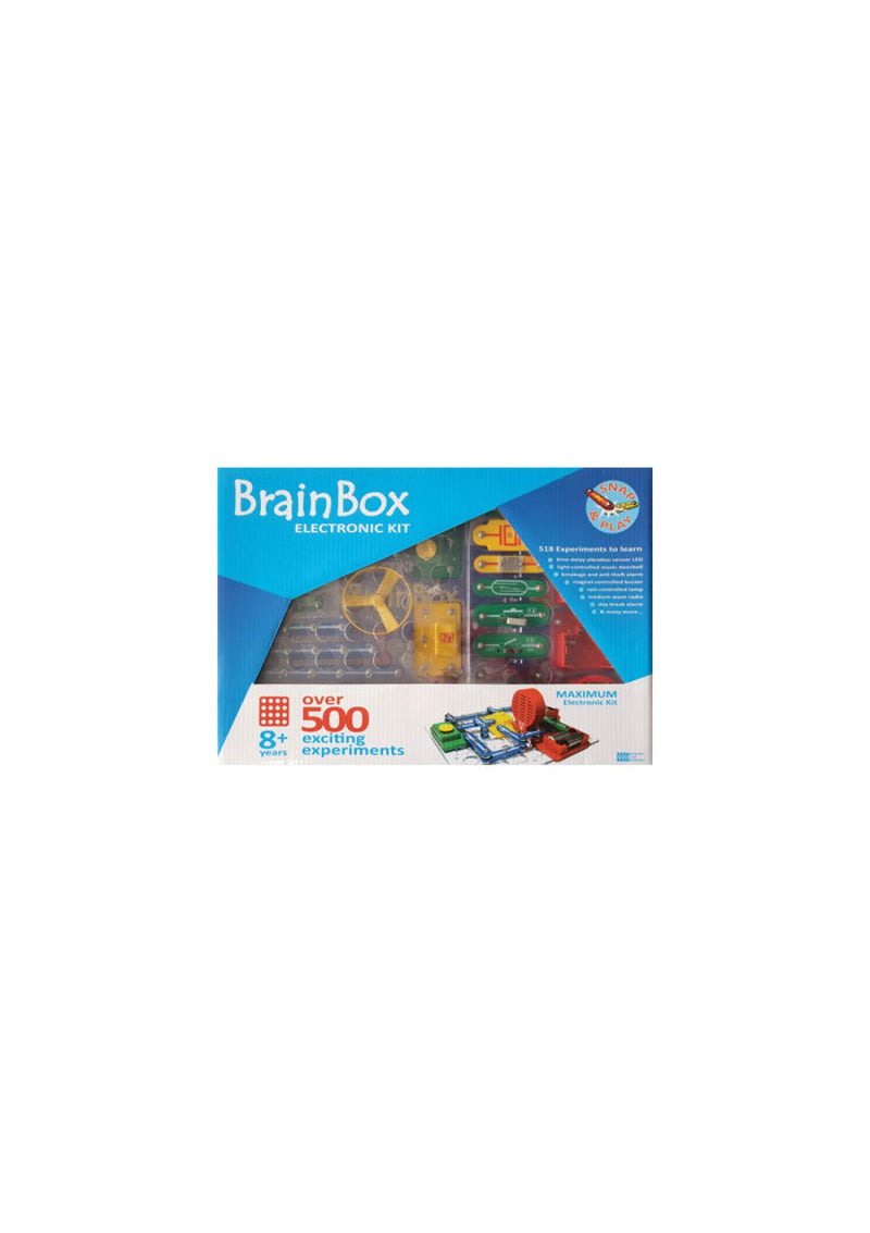 Brain Box - Over 500 Exciting Experiments