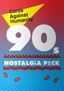Cards Against Humanity: 90's Nostalgia Pack