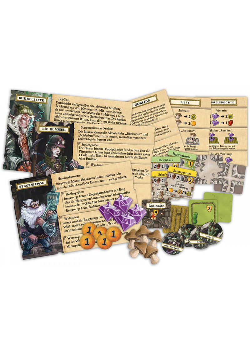 Caverna: The Forgotten Folk