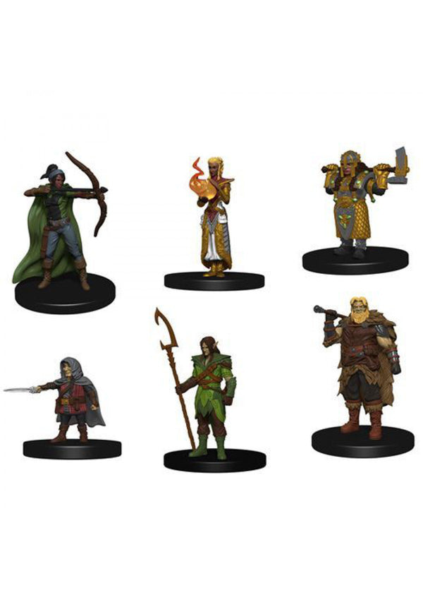 D&D Icons of the Realms: New Starter Set