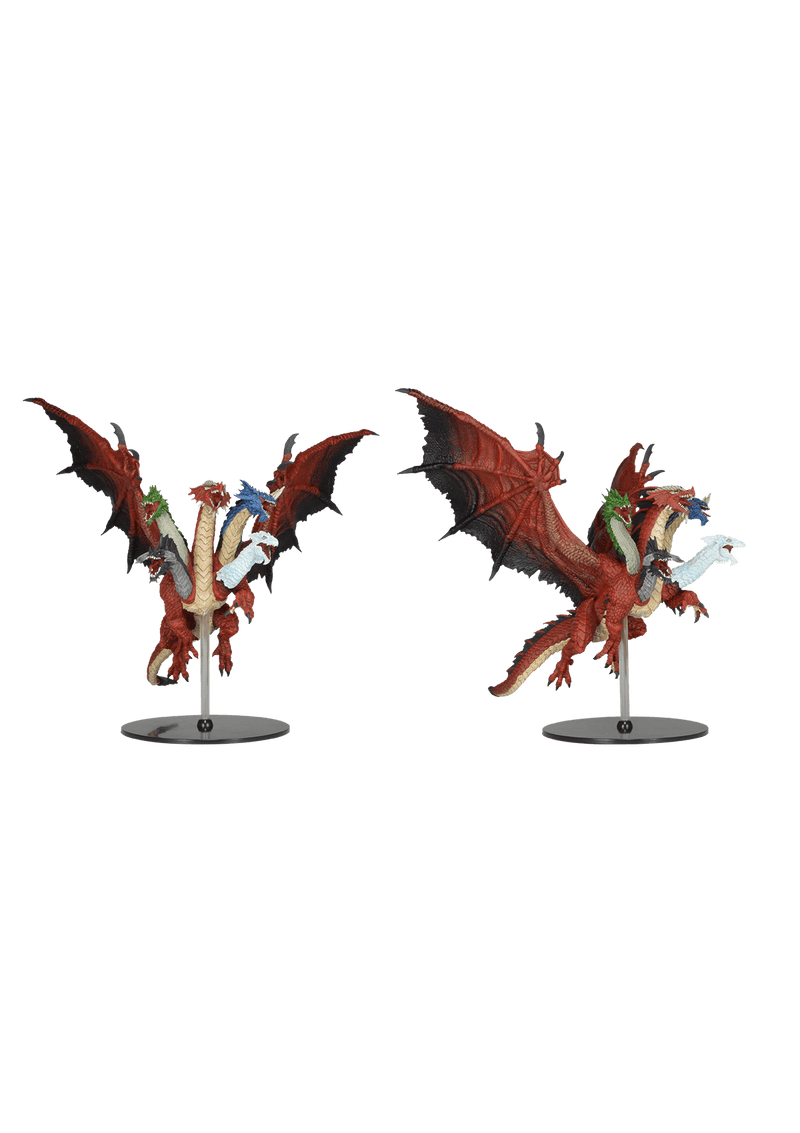D&D Icons of the Realms: Tiamat Premium Miniature