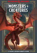 D&D Monsters & Creatures: A Young Adventurer's Guide