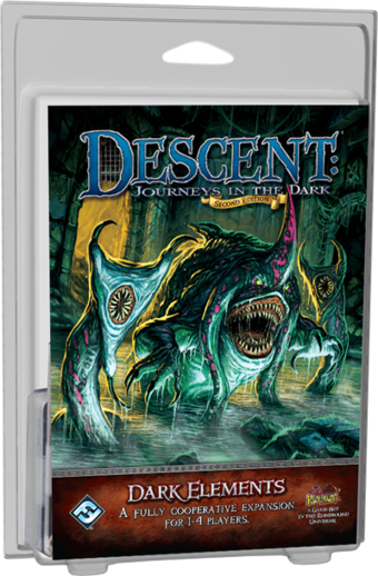 Descent: Journeys in the Dark (Second Edition) - Dark Elements