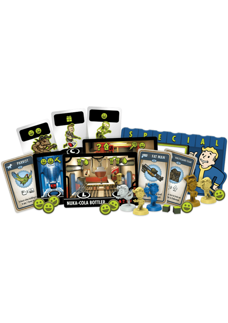 Fallout: Shelter - The Board Game