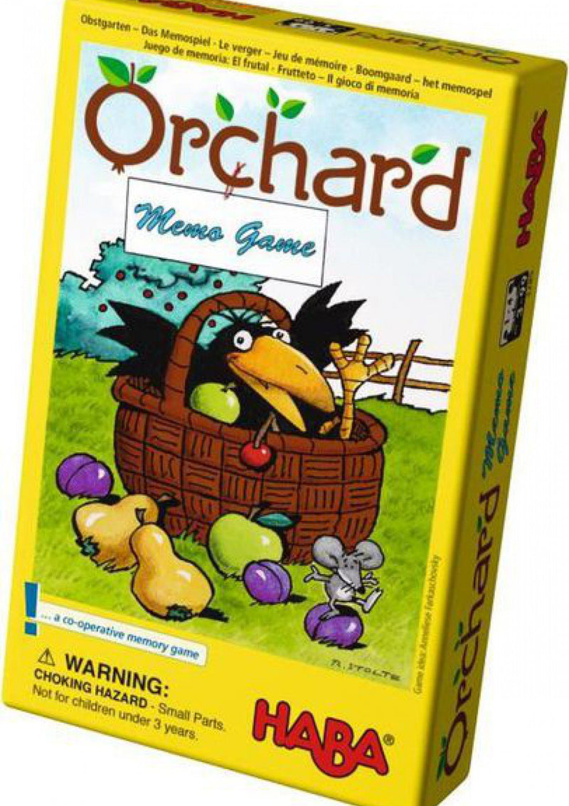 Haba: Orchard - Memo Game