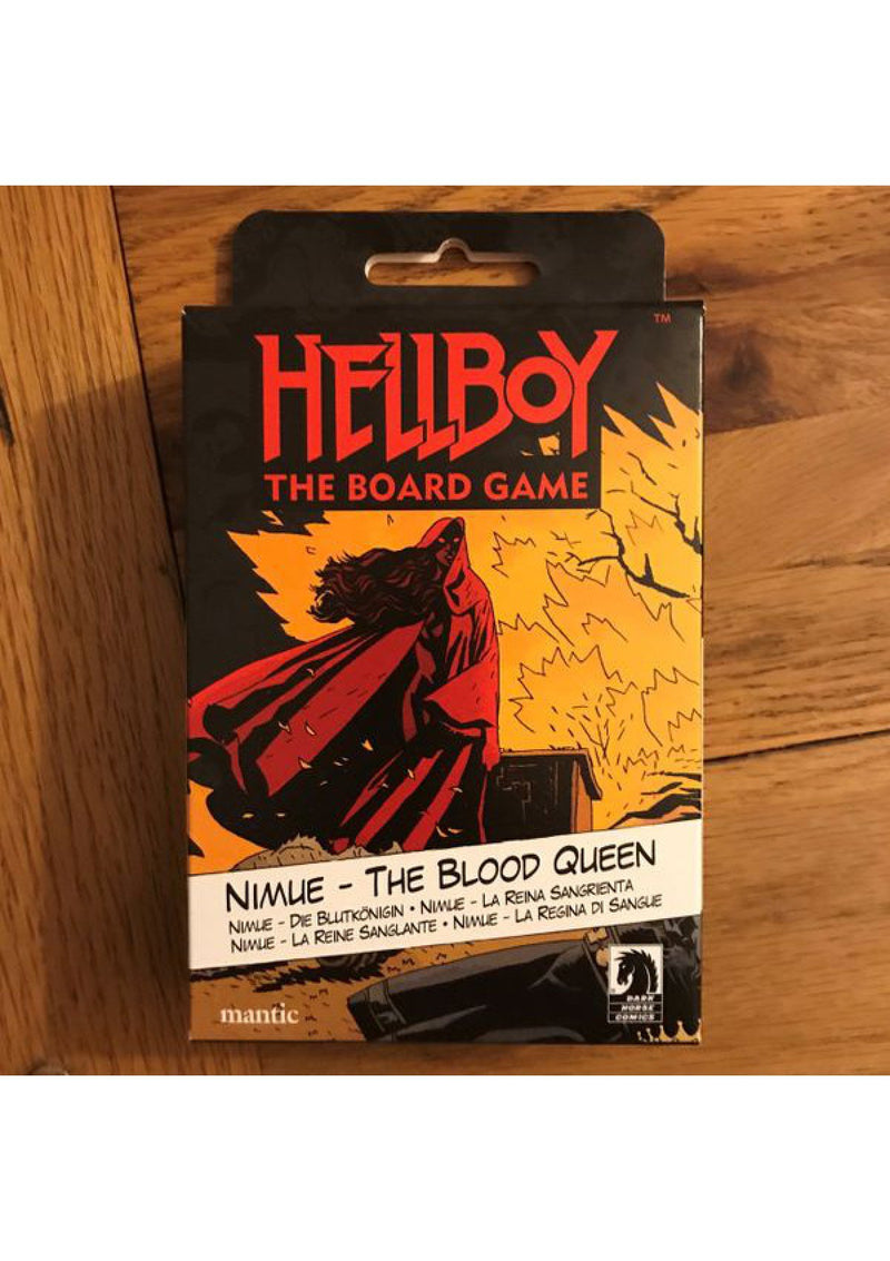 Hellboy: The Board Game - Nimue The Blood Queen