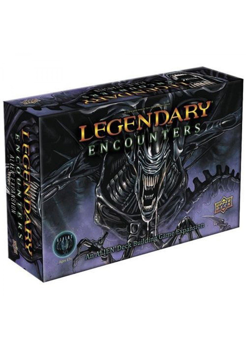 Legendary Encounters: An Alien Expansion Deck Building Game