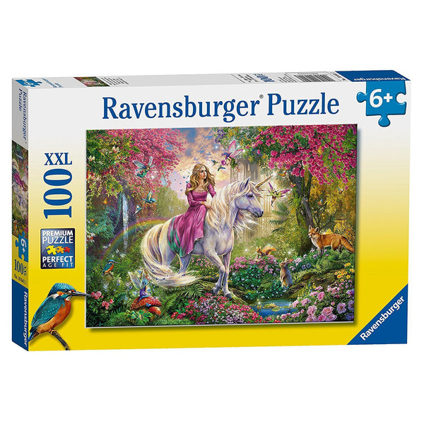 Puzzle: (100 pc) Magic Ride