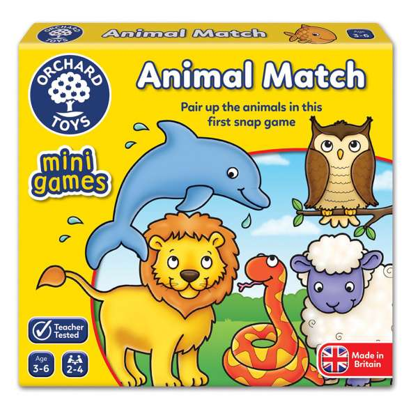 Orchard Toys: Animal Match