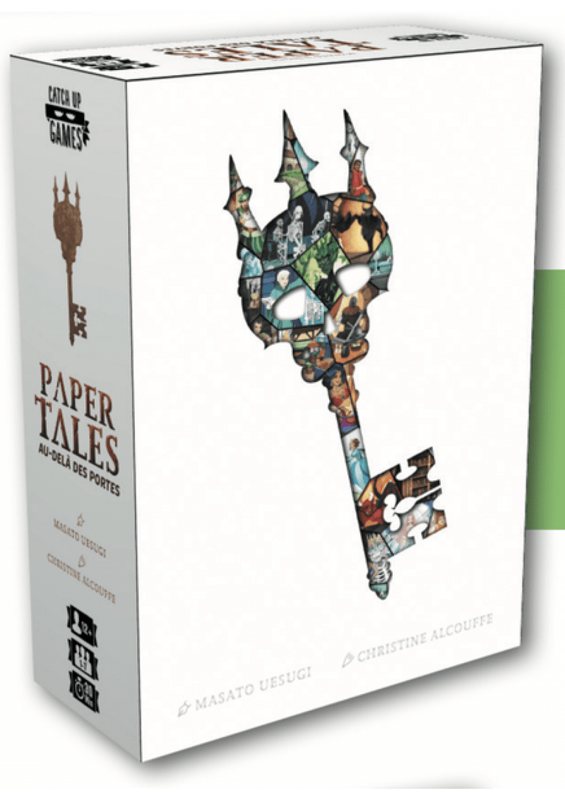 Paper Tales: Beyond the Gates