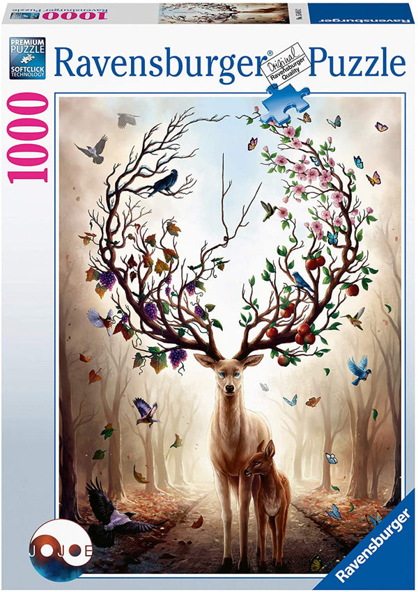Puzzle: (1000 pc) Magical Deer