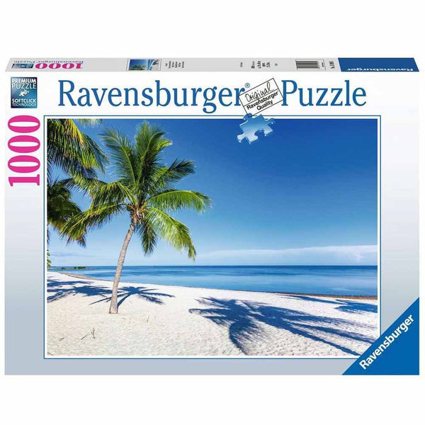 Puzzle: (1000 pc) Beach Escape