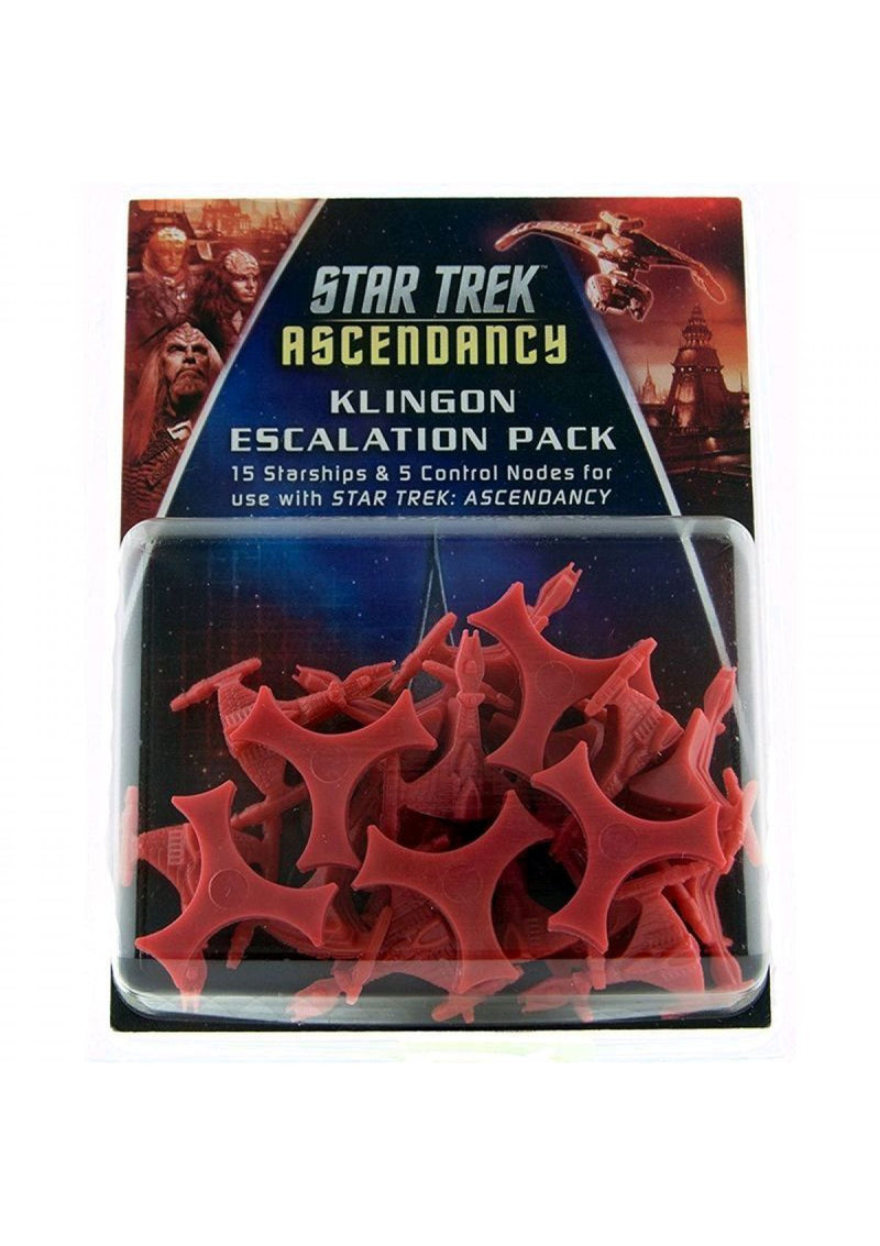 Star Trek Ascendancy: Klingon Ship Pack
