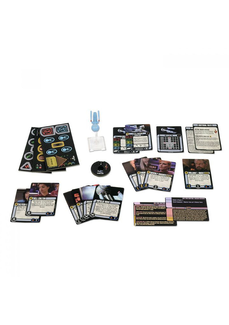 Star Trek Attack Wing: Wave 16 - Pasteur Expansion Pack