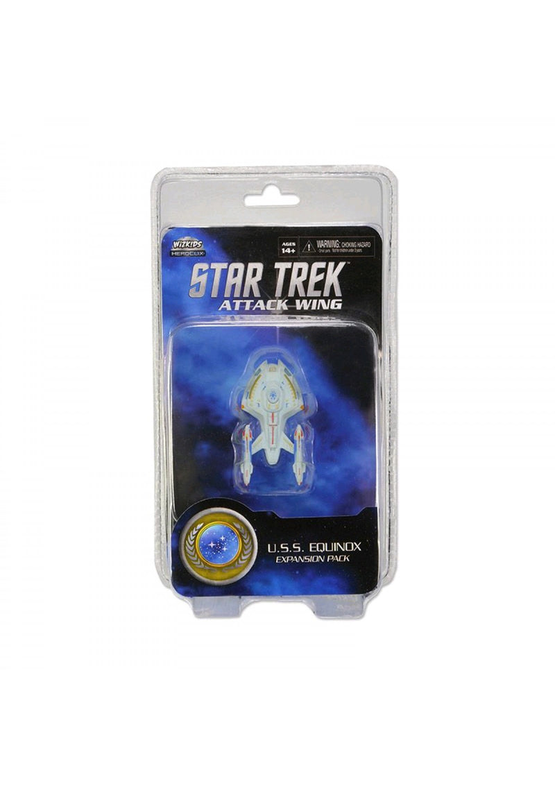 Star Trek Attack Wing: Wave 3 - USS Equinox Expansion Pack