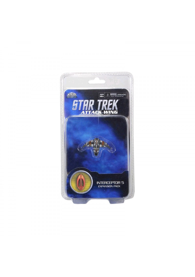 Star Trek Attack Wing: Wave 5 - Interceptor Five Expansion Pack