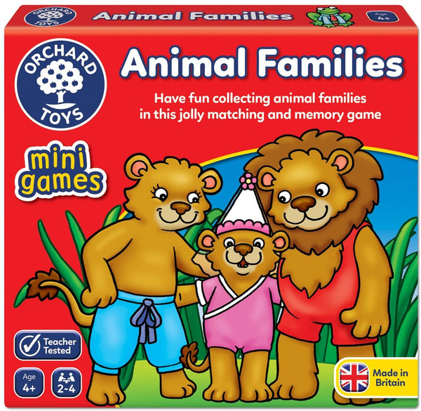 Orchard Toys: Animal Families
