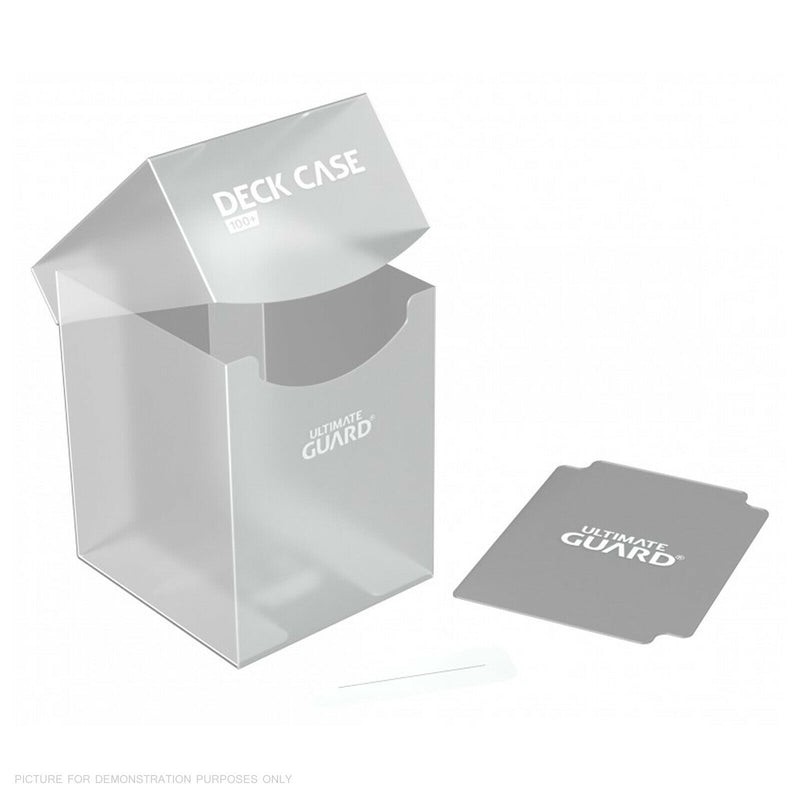 Deck Box: Ultimate Guard - Deck Case Standard 100+ Transparent