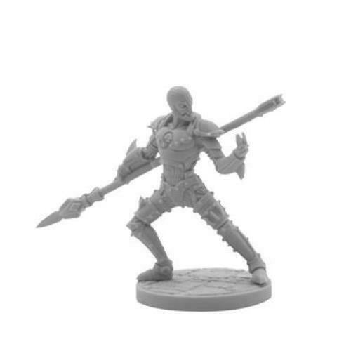 D&D Collector's Series Miniatures: Eberron Warforged Thief, Cleric & Fighter (3)