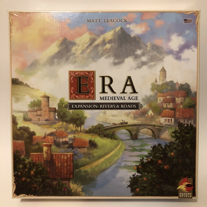 Era: Medieval Age - Expansion (Rivers & Roads)