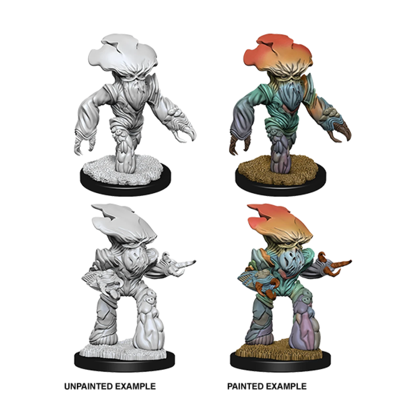 D&D Nolzur's Marvelous Unpainted Miniatures: Myconid Adults