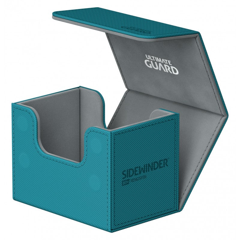 Deck Box: Ultimate Guard - Sidewinder Standard 80+ Petrol