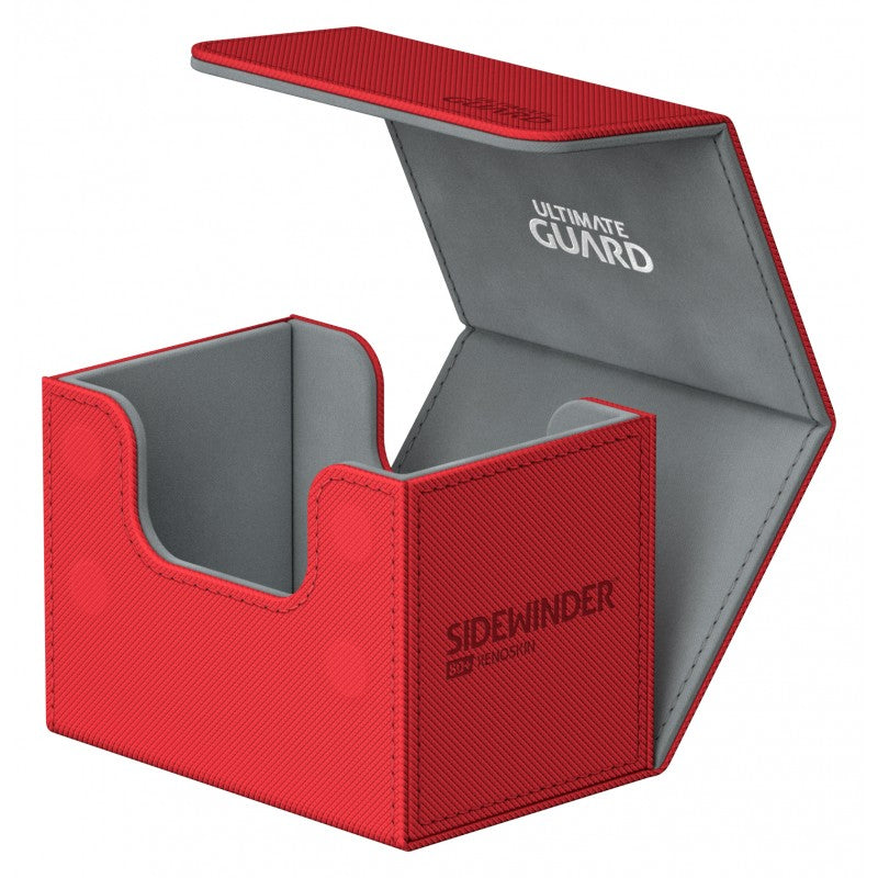 Deck Box: Ultimate Guard - Sidewinder Standard 80+ Red