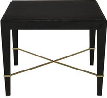 Load image into Gallery viewer, Currey and Company Verona Black Coffee Table