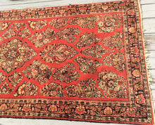 Load image into Gallery viewer, Semi-Antique Sarouk Rug