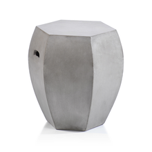 Load image into Gallery viewer, Zodax Torino Hexagon Garden Stool