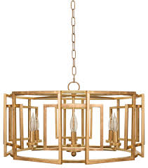 Worlds Away Mckenzie Chandelier