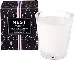 Nest Fragrances Cedar Leaf and Lavender Classic Candle