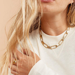 Soko Capsule Collar Necklace
