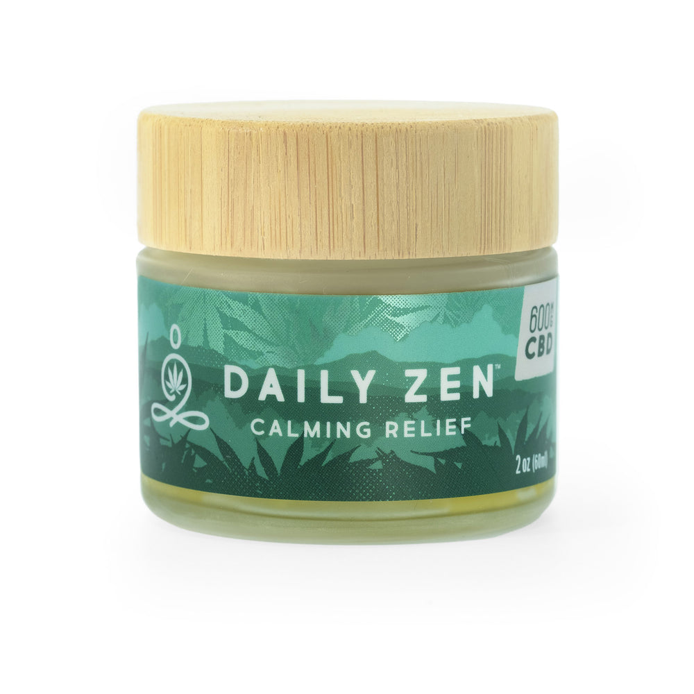 Daily Zen - 600mg CBD Salve