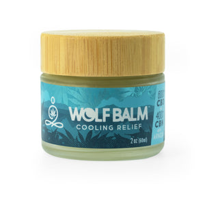 Load image into Gallery viewer, Wolf Balm - 600mg CBD + 400mg CBN Salve
