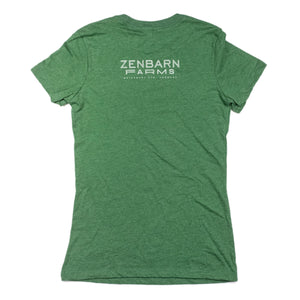 Load image into Gallery viewer, ZBF Womens Logo Tee