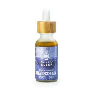 SLEEP - 1500mg CBD + 500mg CBN Oil