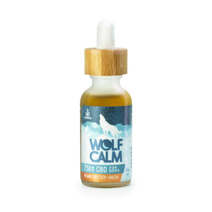 WOLF CALM - Tincture for Dogs - 750mg CBD