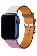 Apple Watch Uyumlu Duo Loop Kordon Lepidolit