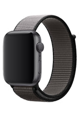 Apple Watch Spor Loop Kordon Demir Gri
