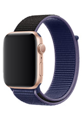 Apple Watch Spor Loop Kordon Gece Mavi