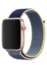 Apple Watch Spor Loop Kordon Alaska Mavi