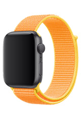 Apple Watch Spor Loop Kordon Güneş Sarı
