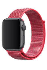 Apple Watch Uyumlu Spor Loop Kordon Frambuaz