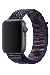 Apple Watch Uyumlu Spor Loop Kordon Lacivert